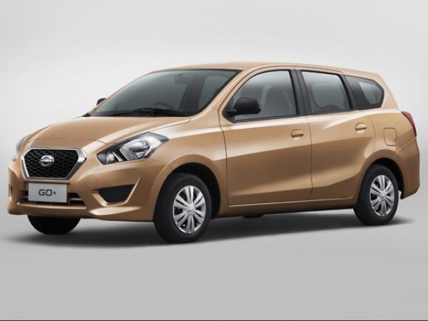 Datsun Go+ MPV bookings open | CarTrade.com