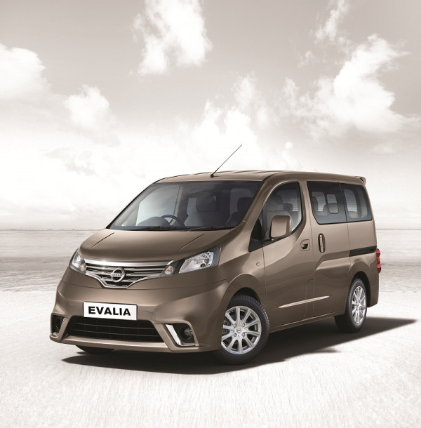 new nissan evalia special edition offers a good deal in. Black Bedroom Furniture Sets. Home Design Ideas