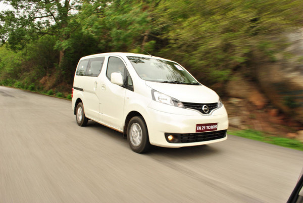 Facelift Nissan Evalia likely to be launched by 2013 end | CarTrade.com