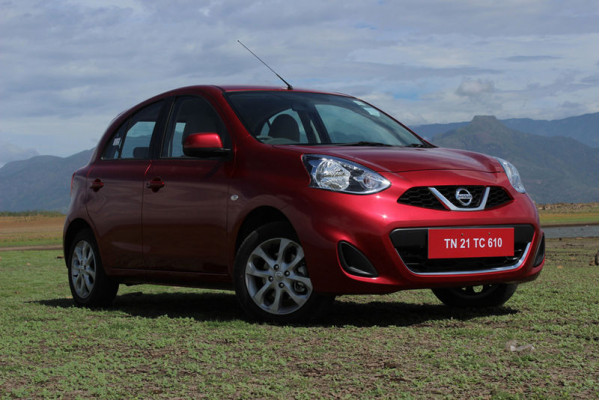 New base diesel variant of Nissan Micra launched for Rs. 5.57 lakh   CarTrade.com