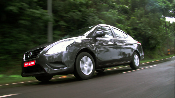 Nissan Sunny Launched 2014