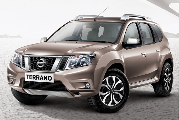 Nissan Terrano gets ready to take on Ford EcoSport | CarTrade.com