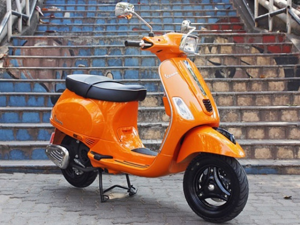 Piaggio Vespa FI in the Pipeline, 150cc Scooter Set to Release | CarTrade.com