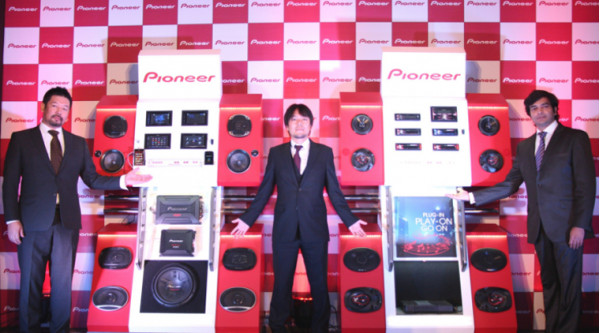 Pioneer India launches new range of in-car entertainment audio products | CarTrade.com