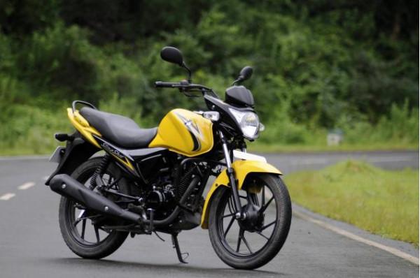Popular Suzuki bikes in India