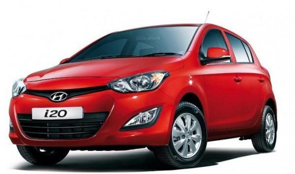 7) Hyundai i20