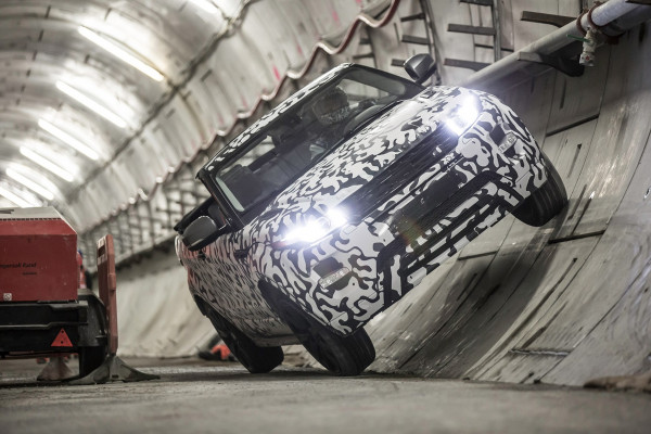 Range Rover Evoque Cabriolet - Confirmed to be launched soon | CarTrade.com