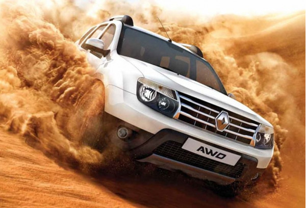 Renault Duster rules the roost in All Wheel Drive segment in the Indian market | CarTrade.com