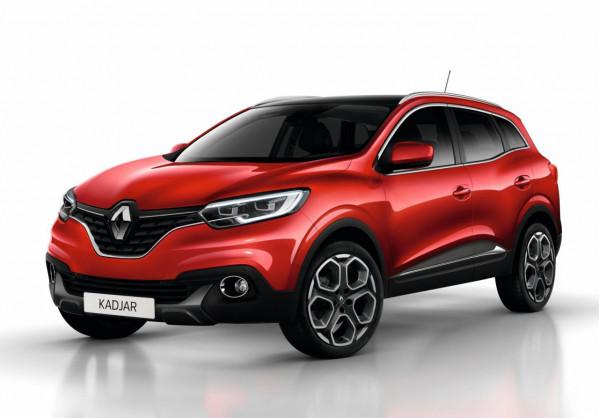 Renault Kadjar SUV officially revealed | CarTrade.com