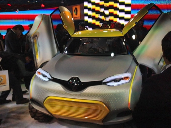 Renault to commence production of Kwid by 2016, could be priced below Duster in India | CarTrade.com