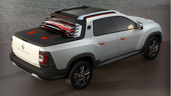 Renault unveils Duster Oroch Concept in 2014 Sao Paulo Motor Show in Brazil | CarTrade.com