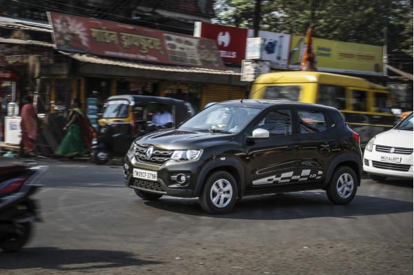Renault Kwid Expert Review, Kwid Road Test - 206946 | CarTrade
