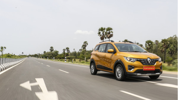 Renault Triber First Drive Review - CarTrade