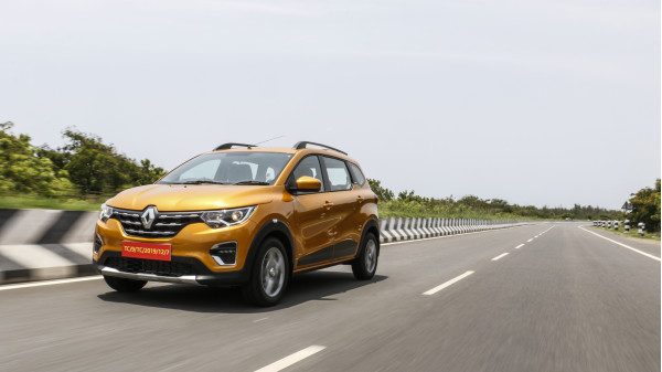 Renault Triber First Look Review