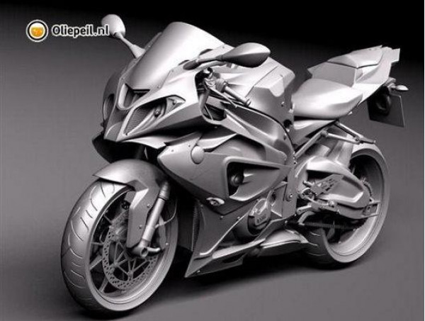 Rendering of BMW S1000RR leaked on Internet | CarTrade.com