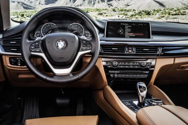 Revealed-New generation BMW X6 crossover, details inside