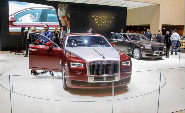 Rolls Royce Ghost Series II India launch slated in November 2014 | CarTrade.com