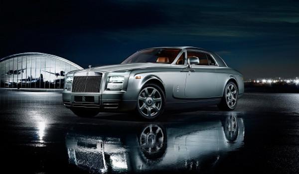 New Rolls-Royce Phantom Coupe Aviator Collection revealed! | CarTrade.com