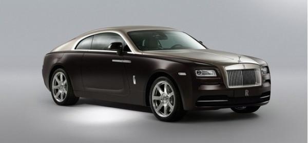 Enthusiasts look forward to Rolls Royce Wraith