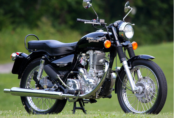 Royal Enfield Bullet, Classic and Thunderbird