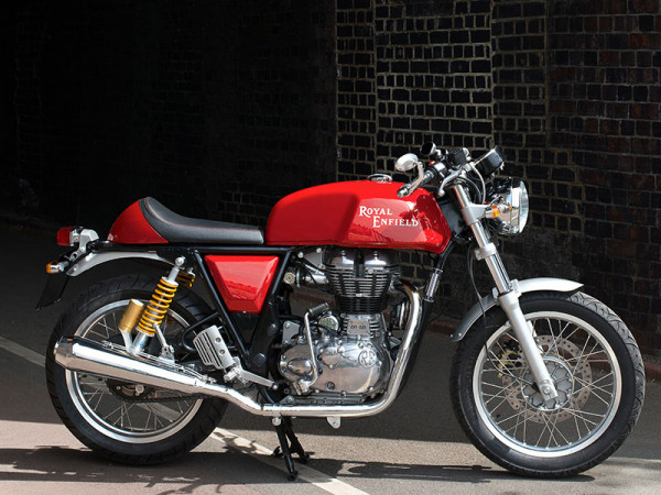 Royal Enfield Continental GT all set for Indian launch | CarTrade.com