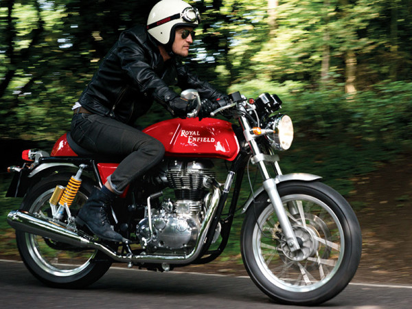 Royal Enfield Cafe Racer Continental GT to launch in India on 26th November 2013 | CarTrade.com