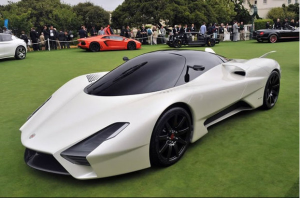 SSC Tuatara: A futuristic supercar | CarTrade.com