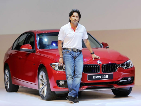 Sachin Tendulkar turns 40, is as passionate about cars as cricket | CarTrade.com