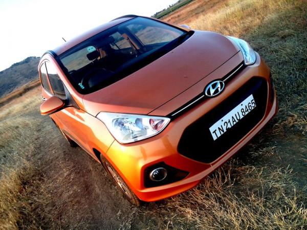 Sales of Hyundai Grand i10 cross 33000 units in three months | CarTrade.com