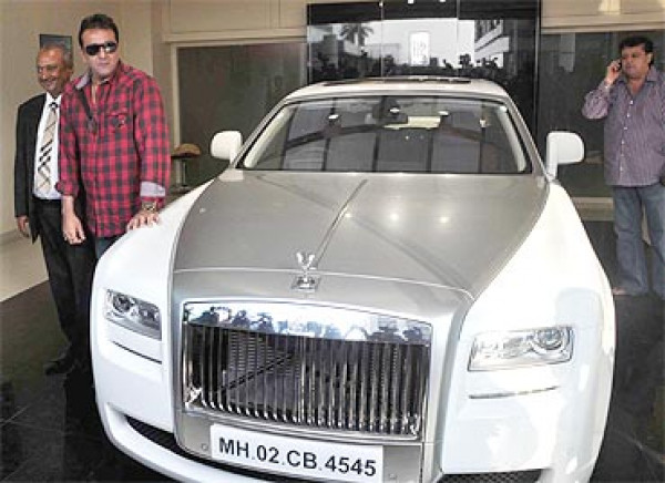 Image result for sanjay dutt car 4545