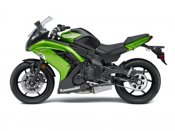 Second generation Kawasaki Ninja 650 to be showcased at 2014 EICMA   CarTrade.com