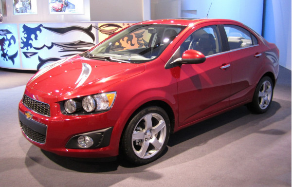 Showcased at 2012 Auto Expo: Chevrolet Sonic yet to arrive in India | CarTrade.com