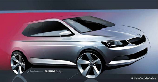 2015 Skoda Fabia to start production later this month in Czech Republic | CarTrade.com