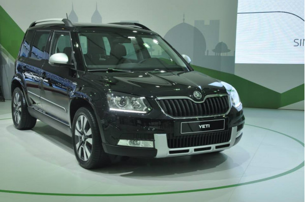 Skoda to Launch Yeti SUV Facelift in India  on 10th September | CarTrade.com
