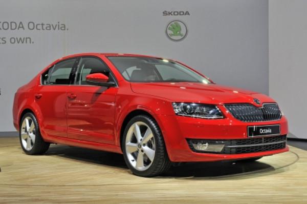 Launch of 2013 Skoda Octavia seems around the corner | CarTrade.com