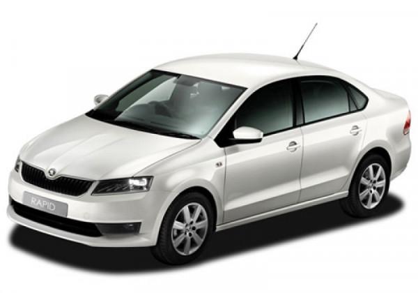 Skoda working on hatchback version of its Rapid sedan | CarTrade.com