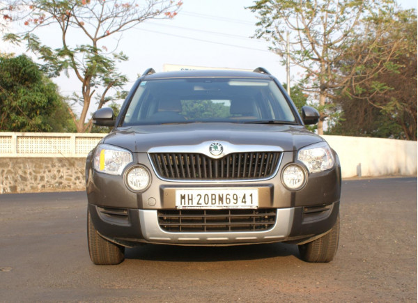 Skoda Yeti Expert Review, Yeti Road Test - 114006 | CarTrade