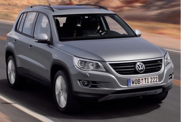 2016 Volkswagen Tiguan SUV likely to debut in Frankfurt | CarTrade.com