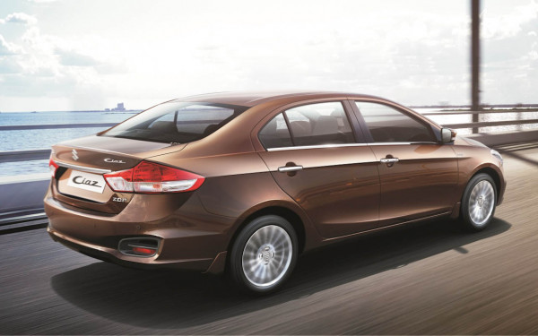 Maruti Suzuki identifies faulty clutch issues in Ciaz, recalls the affected ones  for inspection | CarTrade.com