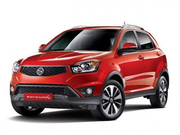 SsangYong registers highest ever revenue in 2013 | CarTrade.com