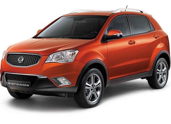 Mahindra plans to launch SsangYong Korando soon | CarTrade.com