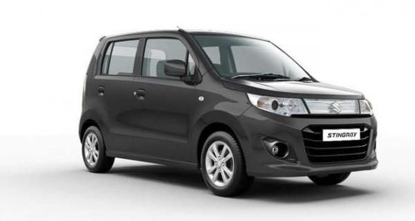 Stylish Maruti Suzuki Stingray - Smart Wagon R