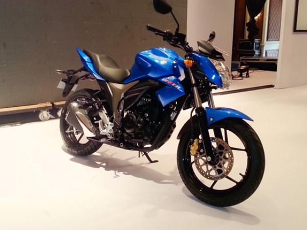 Suzuki launches the 150 Gixxer and Let
