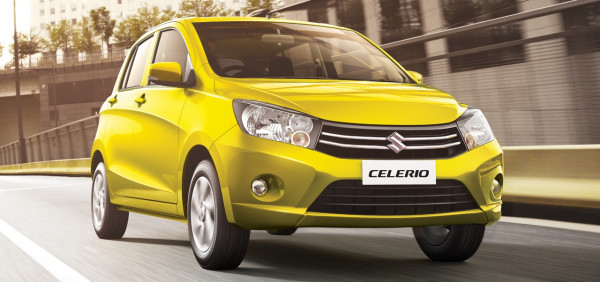 Suzuki showcases Europe bound Celerio at 2014 Geneva Motor Show | CarTrade.com