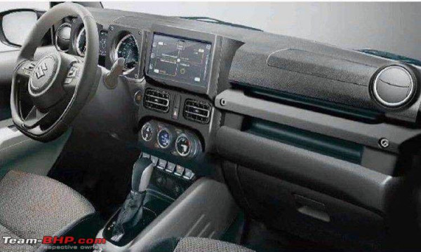 2019 Suzuki Jimny Leaked Cartrade