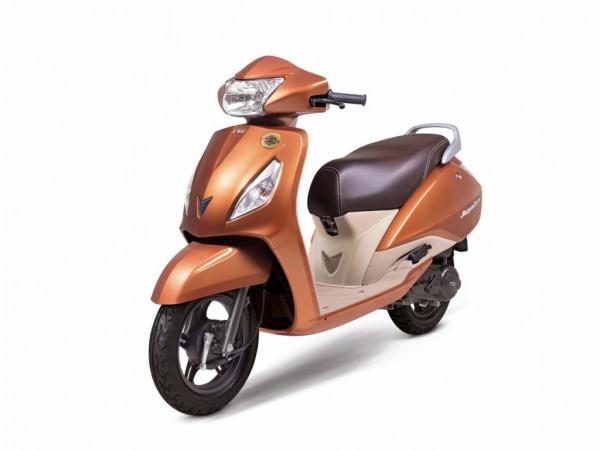TVS Jupiter Special Edition Scooter introduced | CarTrade.com