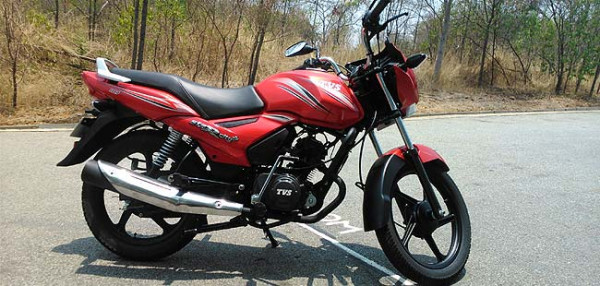 TVS Star City Plus - A truly modern day bike | CarTrade.com