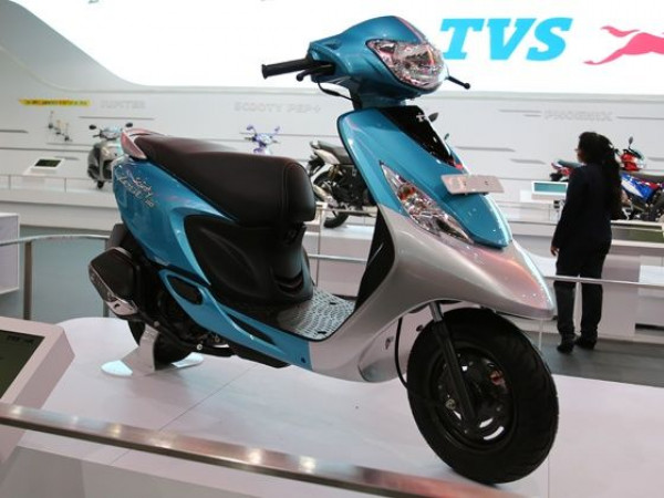 TVS Scooty Zest and Jupiter - Changing the Face of Scooters in India | CarTrade.com