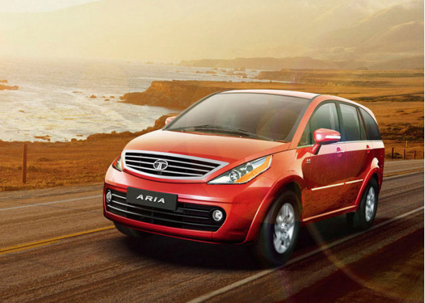 Tata Aria facelift launched at Rs 9.95 lakh | CarTrade.com