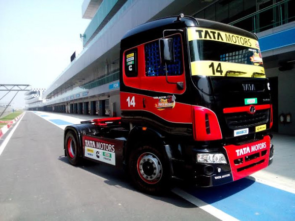 Tata Motors enters International level of racing with Prima trucks | CarTrade.com